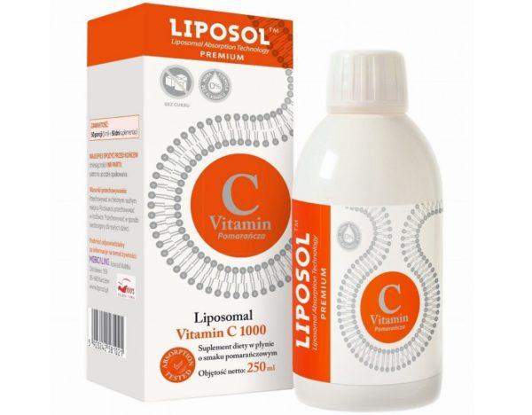 Liposol C Vitamin 1000 TM 250 ml