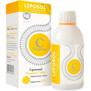 Liposol liposomalna witamina C 1000 250 ml   Buforowana witamina
