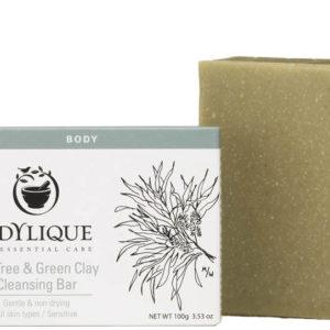Mydło z drzewa herbacianego i zielonej glinki Odylique Essential Care