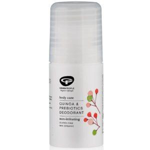 Naturalny dezodorant z quinoa i prebiotykami Green People 75 ml