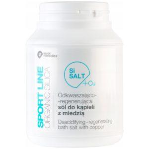 Odkwaszająco-regenerująca sól do kąpieli Invex Remedies 1500 g