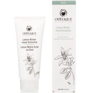Odylique Essential Care Lemon Butter Hand Smoothie | Krem do rąk 60 ml