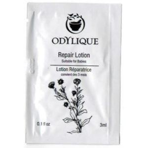 Odylique Essential Care lotion do twarzy i ciała dla skóry suchej PRÓBKA 3 ml