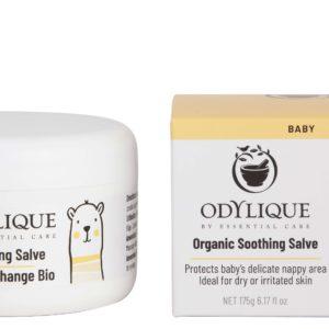 Odylique Essential Care organiczna maść łagodząca dla niemowląt i dzieci