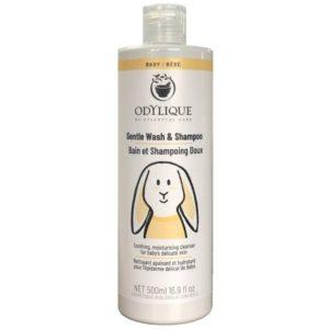 Odylique Essential Care żel do mycia dla niemowląt i dzieci 500 ml