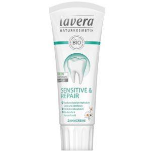 Pasta do wrażliwych zębów z bio-rumiankiem i fluorkiem sodu Lavera 75 ml