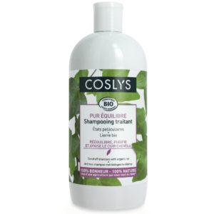 Przeciwłupieżowy szampon z ekstraktem z bluszczu Coslys 500 ml
