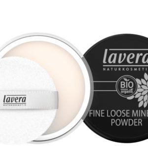 Puder sypki transparentny Lavera 8 g