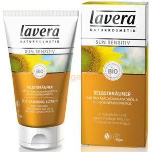 Samoopalacz do ciała Sun Sensitiv Lavera 150 ml