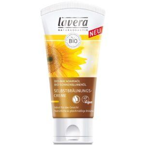 Samoopalacz do twarzy Sun Sensitiv Lavera 50 ml