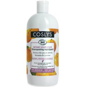 Szampon do włosów suchych i zniszczonych Coslys 500 ml