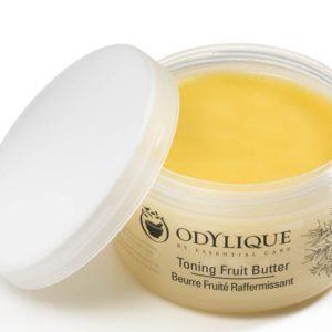 Tonujące masło do ciała ODYLIQUE Essential Care Toning Fruit Butter