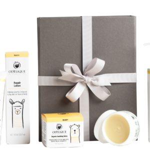 Zestaw prezentowy dla dzieci Baby Gift Odylique Essential Care