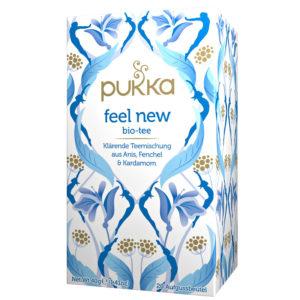 Herbata oczyszczająca Feel New Bio Pukka Herbs