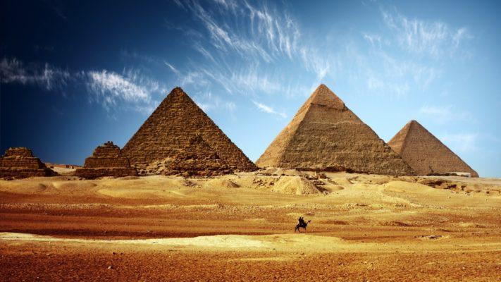 Wizaż w starożytnym Egipcie