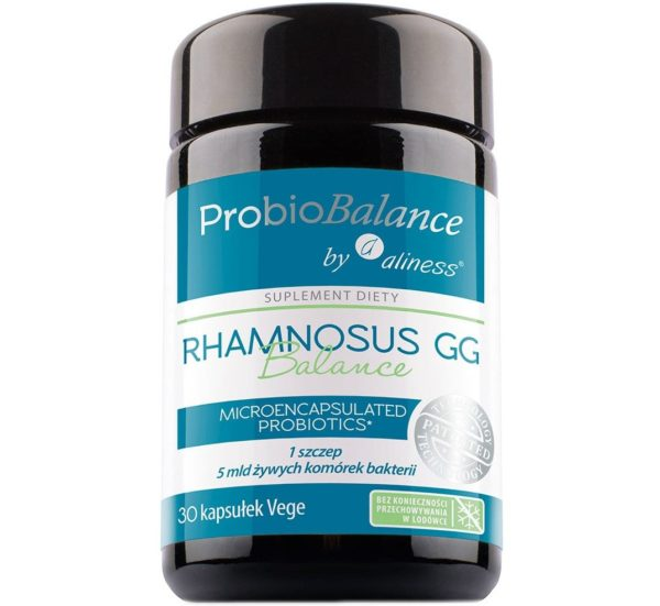 Aliness ProbioBalance Rhamnosus GG Balance 30 kapsułek