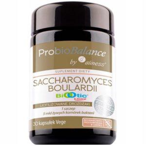 Aliness ProbioBalance Saccharomyces Boualardii 30 kapsułek