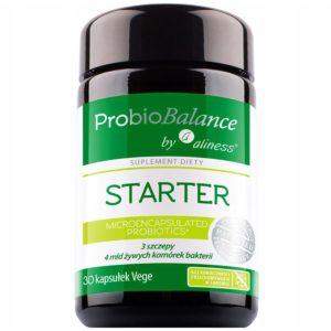 Aliness ProbioBalance Starter 30 kaps. | Probiotyk naturalny