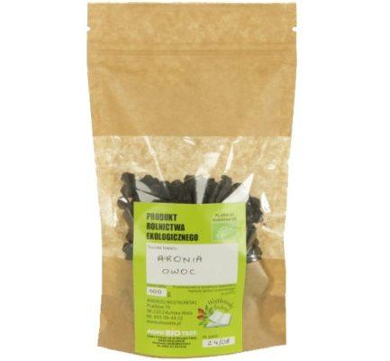 Aronia czarna z uprawy ekologicznej 2x100 g
