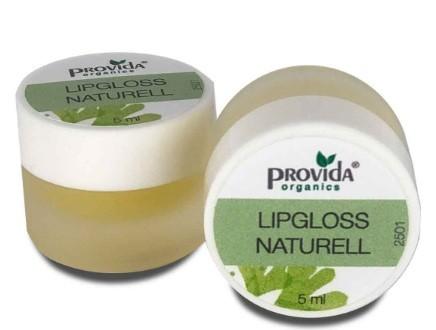 Provida Organics Bio błyszczyk do ust bezbarwny 5 ml