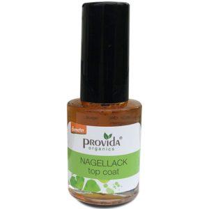 Bio-Lakier do paznokci bezbarwny Provida Organics 10 ml