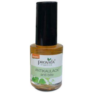 Bio lakier przeciw obgryzaniu paznokci Provida Organics 10 ml