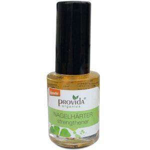 Bio-Utwardzacz do paznokci bezbarwny Provida Organics 10 ml