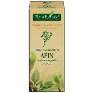 Borówka czarna Afin PlantExtrakt 50 ml