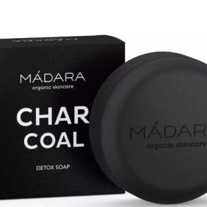 MADARA Charcoal Detox Soap 90 g | Mydło z węglem drzewnym
