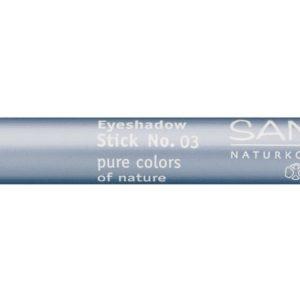 Cień do powiek w sztyfcie 03 blue Sante Naturkosmetik 3.2 g