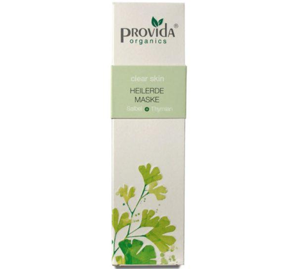 Clear Skin Maseczka z glinką Provida Organics 50 ml