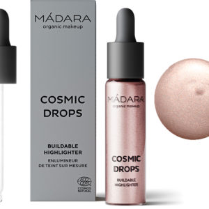 Cosmic Drops Madara rozświetlacz Cosmic Rose 13,5 ml