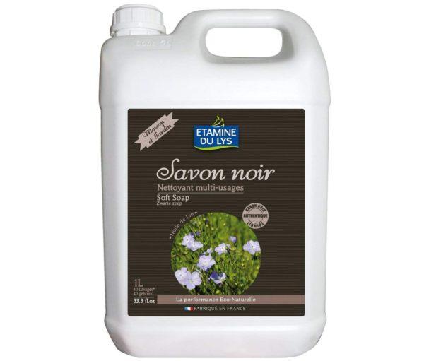EDL Etamine du Lys Savon Noir | Czarne mydło do mycia wszystkich powierzchni 5 L