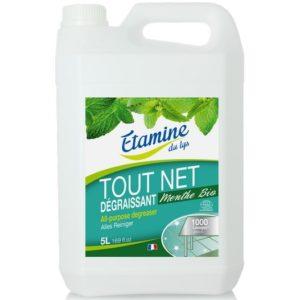 EDL Etamine du Lys Tout Net | Koncentrat do mycia powierzchni z miętą 5 L