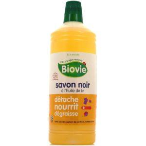 Ekologiczne czarne mydło w płynie Biovie 1 L