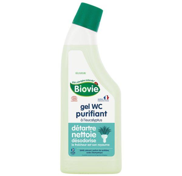 Ekologiczny żel dezynfekujący do WC Biovie 750 ml