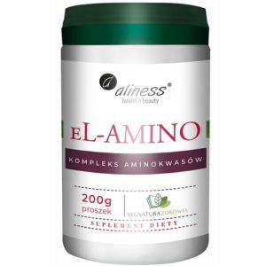 eL-AMINO Aliness 200 g | Kompleks aminokwasów bez smaku