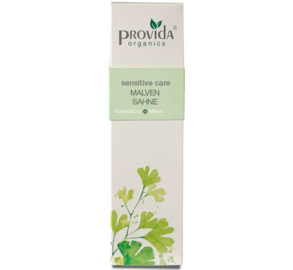 Emulsja do twarzy z malwy Provida Organics 50 ml