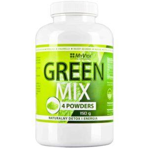Green Mix MyVita 150 g | Mieszanka zielonych superfood's