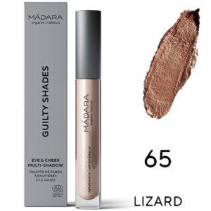 Guilty Shades Madara Lizard 65 4 ml | Cień do oczu i policzków
