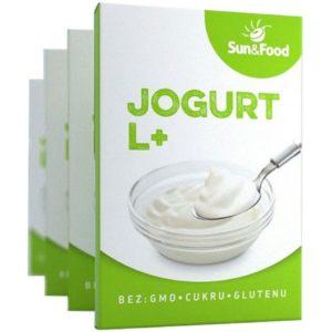 Jogurt L+ Sun And Food | Bakterie do wytwarzania jogurtu