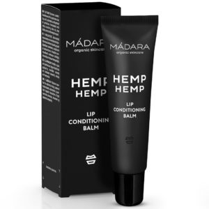 Konopia w kosmetyce | Balsam do ust Hemp Hemp Madara 15 ml
