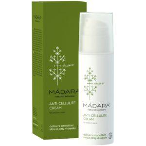 Madara Anti Cellulite Cream 150 ml | Organiczny krem antycellulitowy