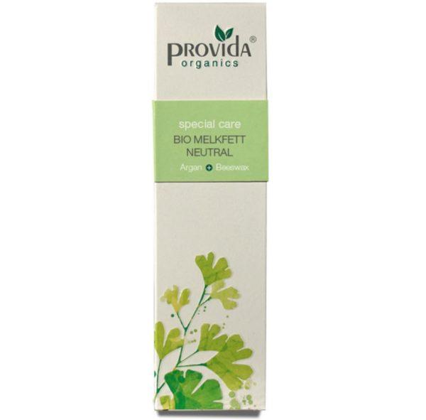 Krem co cery wrażliwej Bio Melkfett Neutral Provida Organics 50 ml