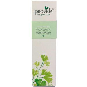 Krem nawilżający z olejkiem z drzewa herbacianego Provida Organics 50 ml