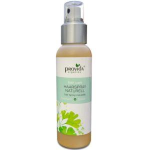 Provida Organics lakier do włosów z szelakiem 100 ml