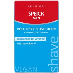 Lotion zmiękczający przed goleniem maszynką elektryczną Men Speick 100 ml