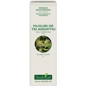 Macerat glicerynowy Lipa srebrzysta Tilia tomentosa PlantExtrakt 15 ml