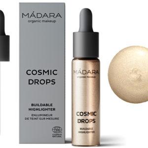 Madara Cosmic Drops rozświetlacz Naked Chromosphere 13,5 ml