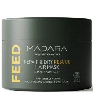 Madara Feed Maska naprawczo - ratunkowa do włosów suchych 180 ml